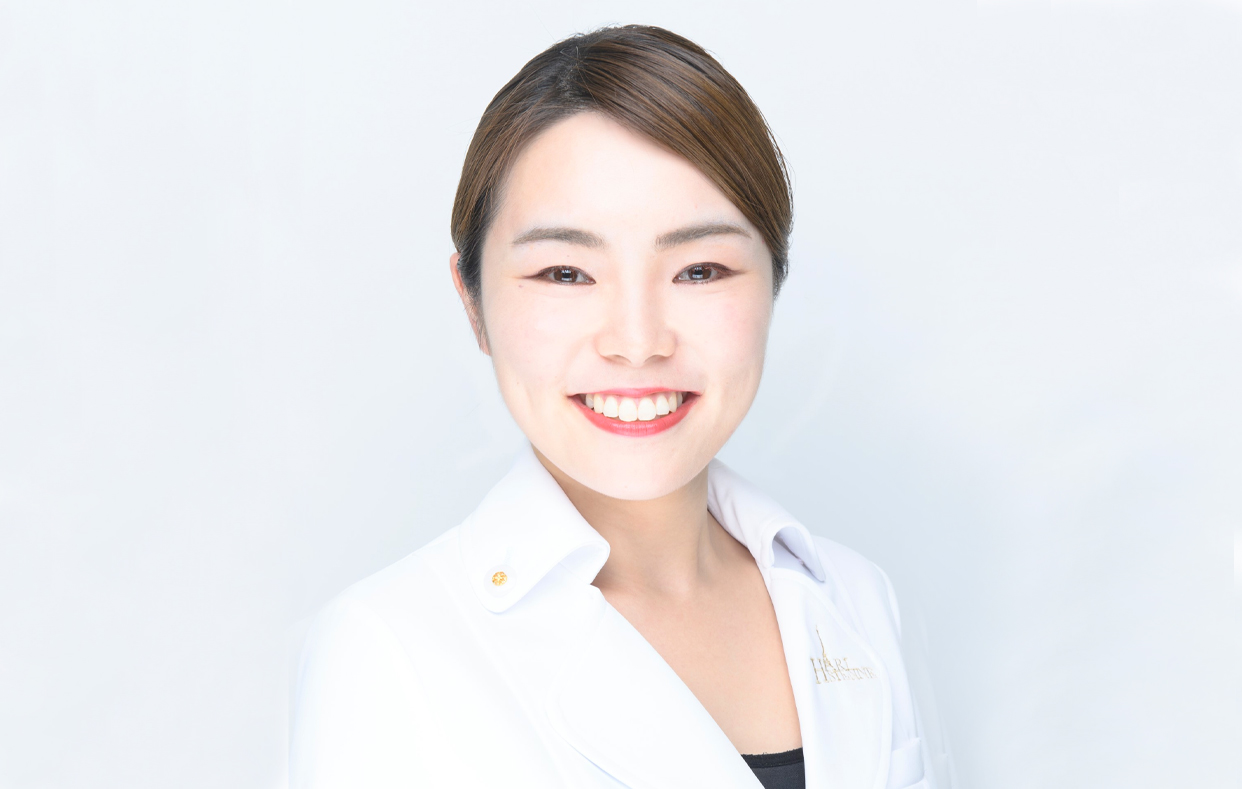 先輩鍼灸師インタビュー企画   ハリジェンヌ 依田夏実さん
